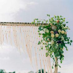 Macrame wedding hangings $210 with free shipping