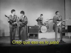 She Loves You - The Beatles (subtitulado)