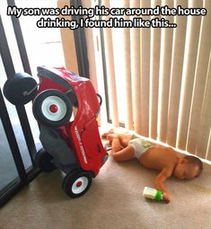 don't drink and drive!