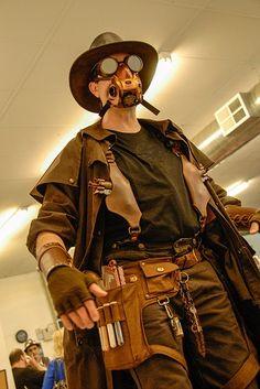 steampunk adventurer - Google Search