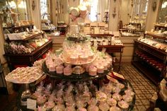 Demel in Vienna. Why you have to see it: Inside Demel, you can watch pastry chefs baking and decorating cakes as you enjoy a slice of your own. There's also a cake museum hidden in the back.