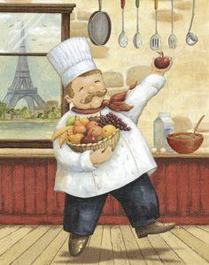 pinturas de chefe de cozinha - Resultados Yahoo Search da busca de imagens