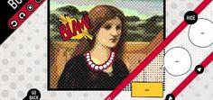 Aplicativo do Tate permite personalizar imagens de obras de arte com o estilo pop art