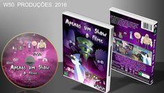 Apenas Um Show - O Filme DVD - ➨ Vitrine - Galeria De Capas - MundoNet | Capas & Labels Customizados
