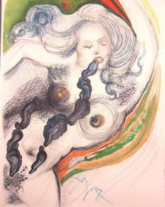 Dali Illustrates Casanova - 1967