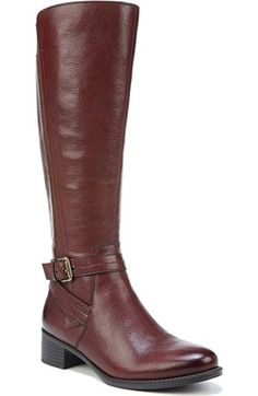 Naturalizer 'Wynnie' Riding Boot (Women) available at #Nordstrom