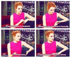 i LOVE Emma Stone