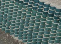 GEOWEB® Gravity & Reinforced Geocell Retaining Walls