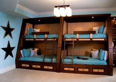 When freinds or family come to stay! Sure, the top bunks are hard to make, but... http://theownerbuildernetwork.co/ideas-for-your-rooms/furniture-gallery/bunk-beds/