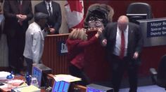 When, in a moment of joyous levity, he danced to reggae music in the council chamber. | 24 Unforgettable Moments From Rob Ford's Life - BuzzFeed News