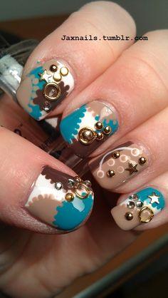 jax nails  #nail #nails #nailart