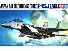 F-15J Japan Air Self Defence JASD Tamiya