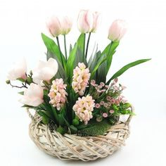 Easter Gift, Just Do It, Craft Gifts, Funeral, Flower Arrangements, Glass Vase, Spring, Flowers, Plants