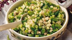 fast metabolism diet phase 2 recipe: Spicy bean and cucumber salad