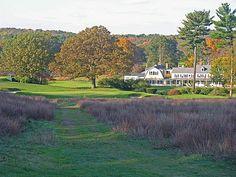 "Myopia Hunt Club & golf course  in South Hamilton, Mass... ""Thomas Crown Affair"""