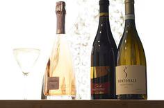 Some of our wines Alcuni dei nostri vini