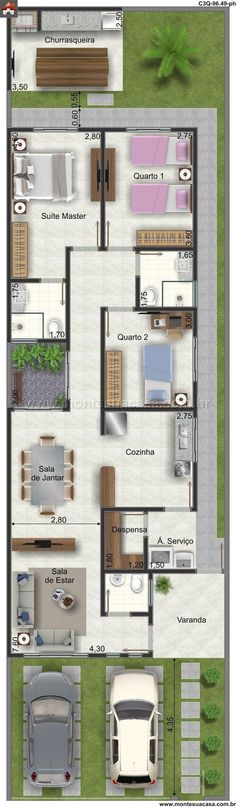 Modern House Plan Design Free Download 81