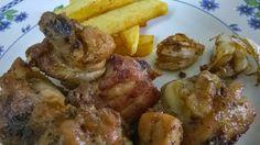 Pollo con Borrachera