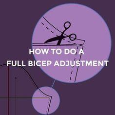 Good full bicep adjustment tutorial