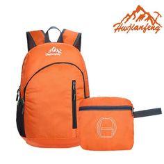 Hot Sale Durable Unisex Male Waterproof Folding Packable Lightweight Travel  Softback Backpack For Men Daypack Women s 45913693b78b5