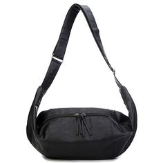 44.98$  Watch here - http://alipbb.worldwells.pw/go.php?t=32758562814 - PU Black Men Waterproof Gym Bag Shoulder Bag Large Capacity Dumpling Shape Fitness Sports Bag High Quality Middle Size