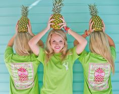 You are the Pineapple of my eye!