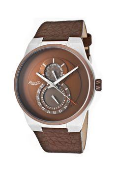 Kenneth Cole Men's Casual Alias Watch***