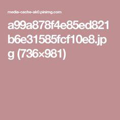 a99a878f4e85ed821b6e31585fcf10e8.jpg (736×981)