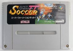 ‪#‎Famicom‬ :  Super Famicom :  Super Formation Soccer II ( SHVC-2S ) http://www.japanstuff.biz/ CLICK THE FOLLOWING LINK TO BUY IT ( IF STILL AVAILABLE ) http://www.delcampe.net/page/item/id,0365781467,language,E.html
