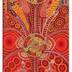 Australian Aboriginal Art. So so inspiring to me.