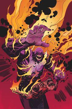 Suicide Squad Most Wanted: El Diablo and Boomerang (Cover Artist: Mike Huddleston & Rico Renzi) Release Date: Harley Quinn, Joker And Harley, Comic Book Characters, Comic Character, Comic Books, Deadshot, Dc Comics Art, Marvel Comics, Batman The Dark Knight