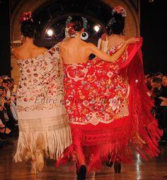 Manuela Romero  · We Love Flamenco 2015 | por Claudia Alfaro · Entre Cirios y Volantes.