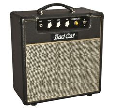 bad cat cougar 5 | 5 w vass a tube guitar combo amp (via musicisn's