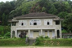 Location shoot: The Woodside Bungalow in Penang Hill will be featured in 'Indian Summers'.