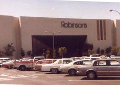 Robinson's - Del Amo (store Del Amo Fashion Center, Torrance, CA Great Memories, Childhood Memories, California Love, Torrance California, California History, Nostalgic Images, Cities, I Love La, Te Amo