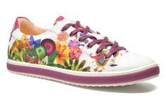 Baskets SHOES_HAPPYNESS 10 Desigual vue 3/4
