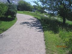 Heres how unique tar and chip driveways heres how columns i so want a tar chip driveway it is ridiculous that my driveway is solutioingenieria Image collections