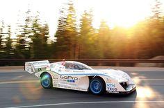 2012 Monster Sport E-Runner Pikes Peak Special