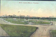 LUNETA ,MANILA- PHILIPPINES (Postales - Postales Extranjero - Asia - Filipinas)