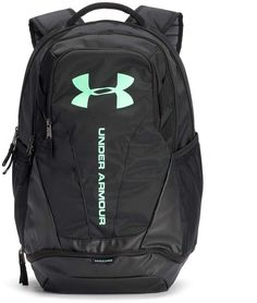 Perfect for the gym or everyday adventures, this Under Armour Hustle backpack keeps up with your on-the-go lifestyle. Cute Backpacks For School, Cute School Bags, Backpack For Teens, Backpack Bags, Messenger Bags, Mochila Nike, Top Backpacks, Leather Backpacks, Leather Bags