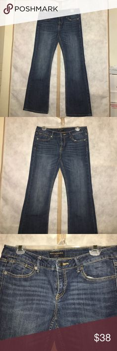 """Banana Republic bootcut jeans In excellent condition no stains or tears inseam is 29"""" Banana Republic Jeans Boot Cut"""