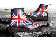 Union Jack - Boots