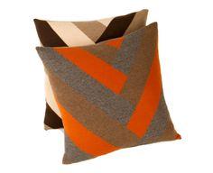 Ultra plushy Cashmere V Pillows
