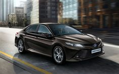 The 2019 Toyota Camry Se Hybrid First Drive Toyota Camry, Toyota Avensis, Toyota Supra, Silverado Hd, Chevrolet Silverado, Supercars, Most Popular Cars, Camry Se, Car Prices