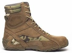 Belleville TR505 KIOWA Tactical Multicam Boot