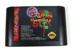 Bubba 'N' Stix Sega Genesis 1993 Retro Video Game by Retro Video Games, Single Player, Ready To Play, All Games, Sega Genesis, Bubble, Nostalgia, Gaming, Etsy Shop