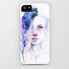 the water workshop I iPhone Case $35 (for iPhone 5)