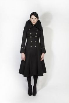 Hemyca's Sarai Coat