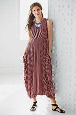 Sleeveless Eclipse Dress by Heydari (Knit Dress)