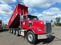 Truck Categories: Dump Truck, Landscape Truck, Contractor Truck, Day Cab, Concrete Truck, Grapple 2015 Freightliner 122 SD Super 10 - Truck, Construction Truck, Transfer Truck, Garbage Truck, Recycling Truck, Plow / Spreader Truck.